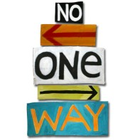 no-one-way
